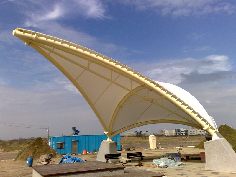 Tent Structure Architecture